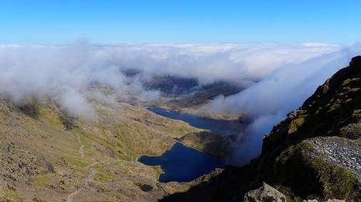 3-Night Northern Snowdonia Self-Guided Walking Holiday