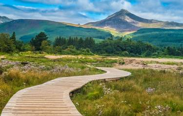 Arran - Island Hopping - Goat Fell_AdobeStock_187793916
