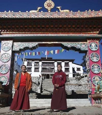 Tengboche Monastery (3,860m)
