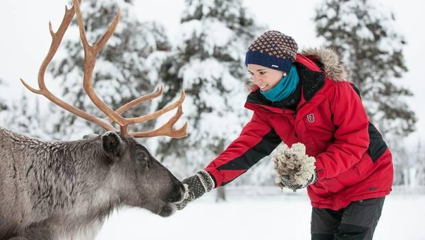 Jeris Family Winter Cottage Adventure
