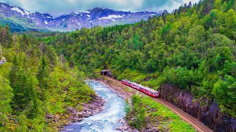 4 AUS RAIL Norway In Nutshell 446x270 Itinerary17