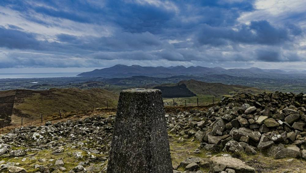 Trig Point Mountains