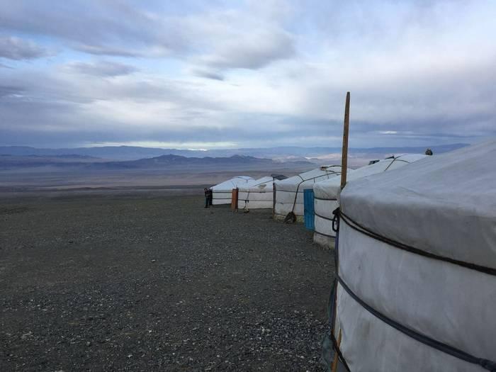 Ger Campsite