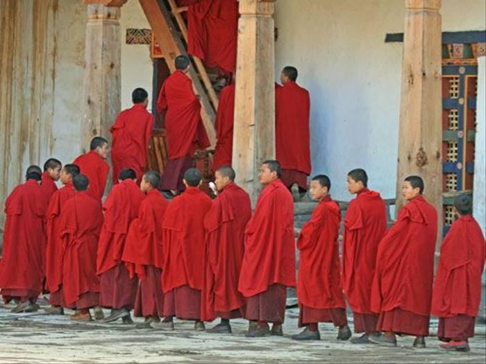 Monks (Wendy Ball)