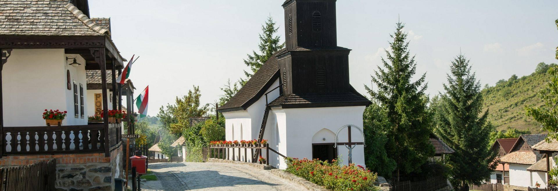 hungary village - Holl?k?