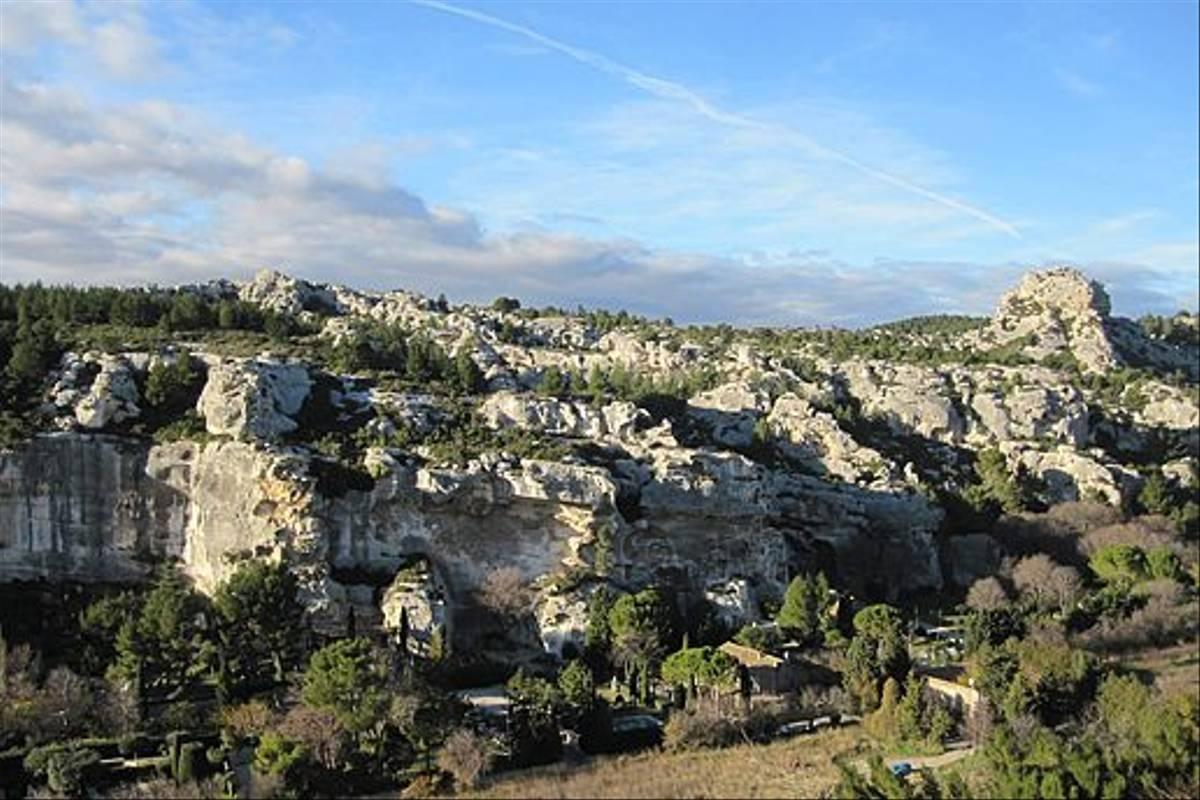 Provence Landscape (Simon Gillings)