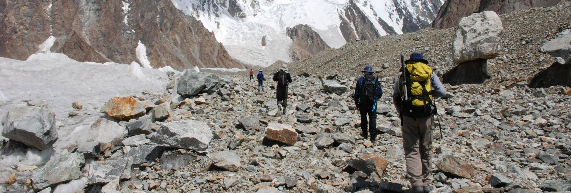 K2 Base Camp & Concordia trek in Pakistan