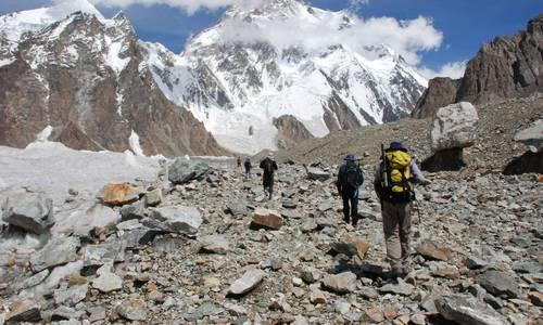 K2 Base Camp & Concordia