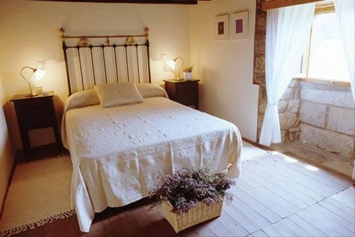 Bedroom, Casa del Arco