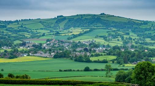 The Shropshire Hills - Western Hills Guided Trail Holiday