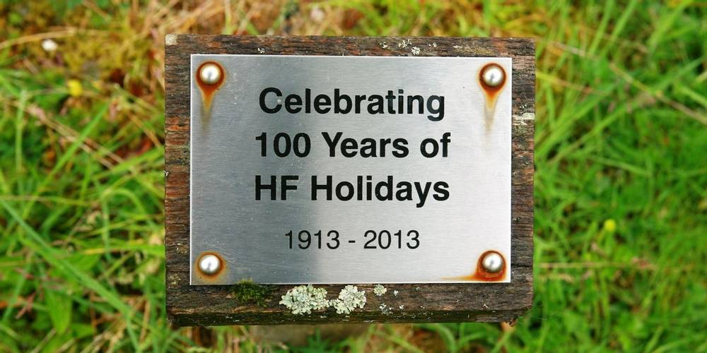 Our history, HF Holidays