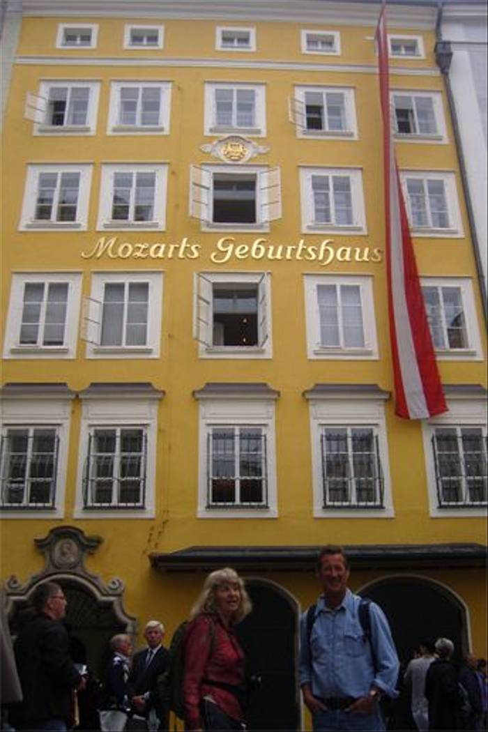 Mozart's House (Dawn Nelson)