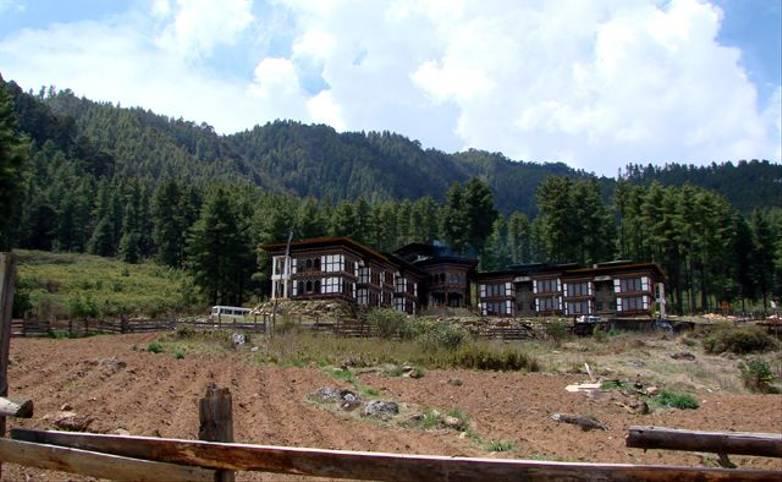 Bhutan - Dewachen Gangtey -dewachen3.JPG