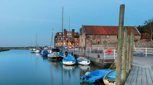 Norfolk Coast Path Guided Trail Holiday