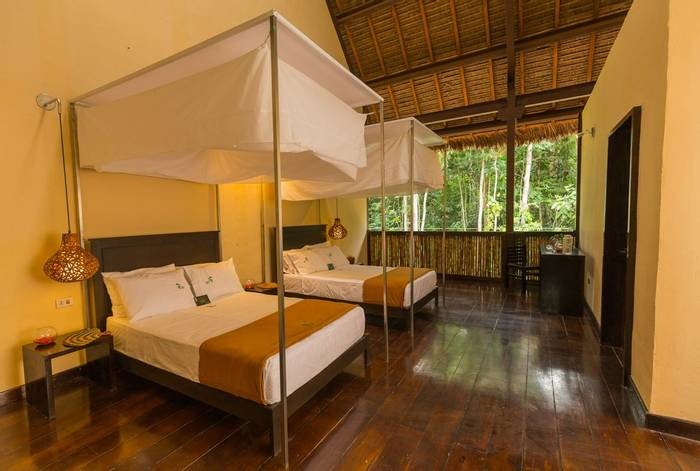 Tambopata Research Centre   Comfort Room