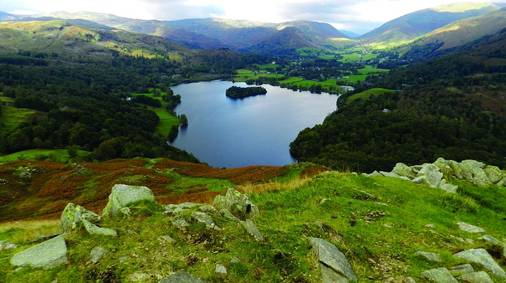 4-Night Southern Lake District Self-Guided Walking Holiday