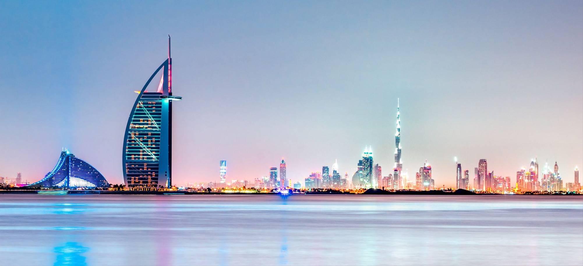 Dubai   Burj Al Arab   Itinerary Desktop