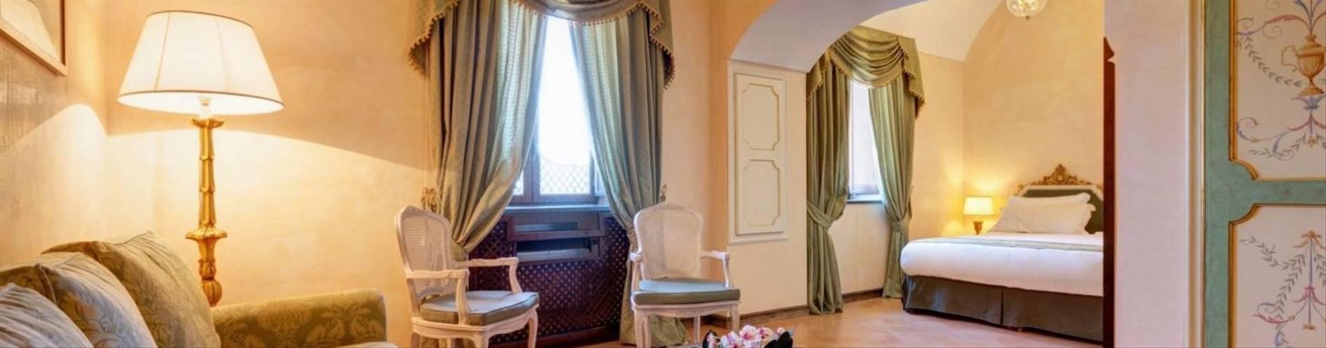 San Francesco Al Monte, Naples, Italy, Junior Suite.JPG