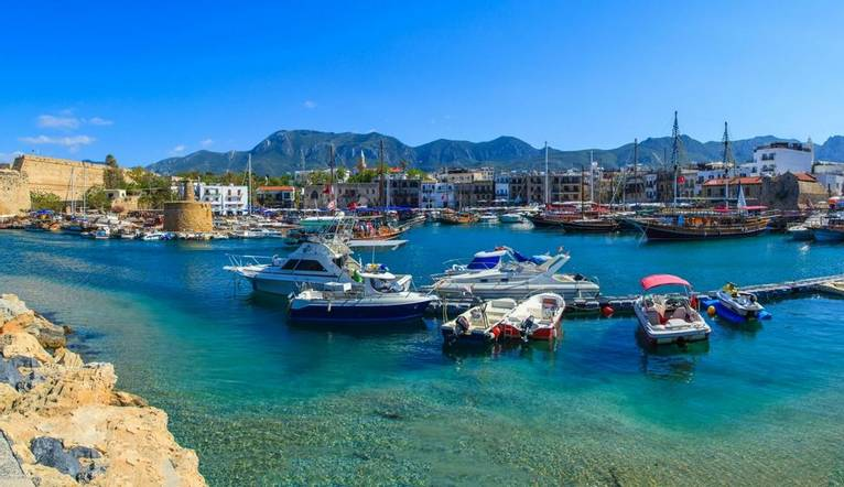 Shutterstock 202748776 A Panorama Of A Port In Kyrenia