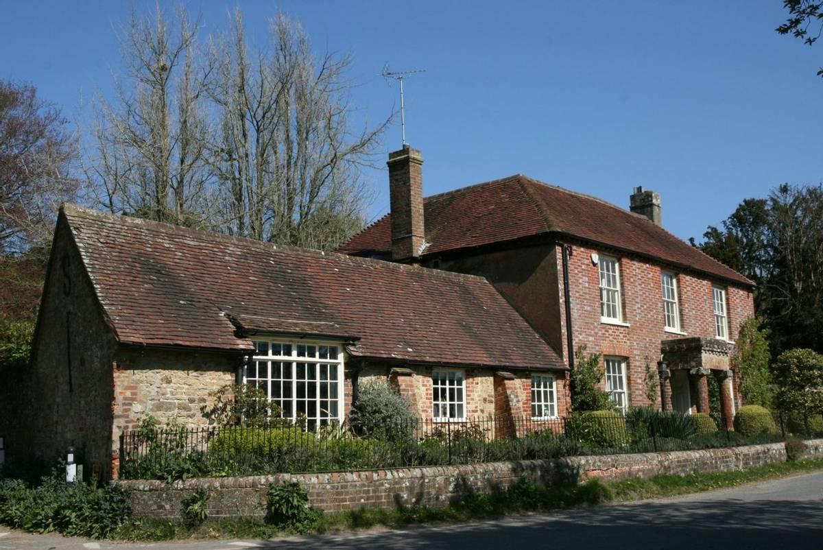 The Village of Thakeham.JPG