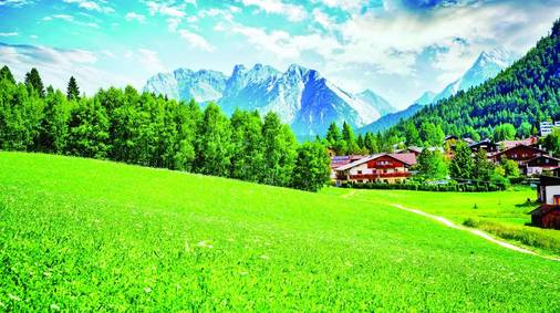 14-Night Seefeld Plateau & Zillertal Alps Guided Walking Holidays