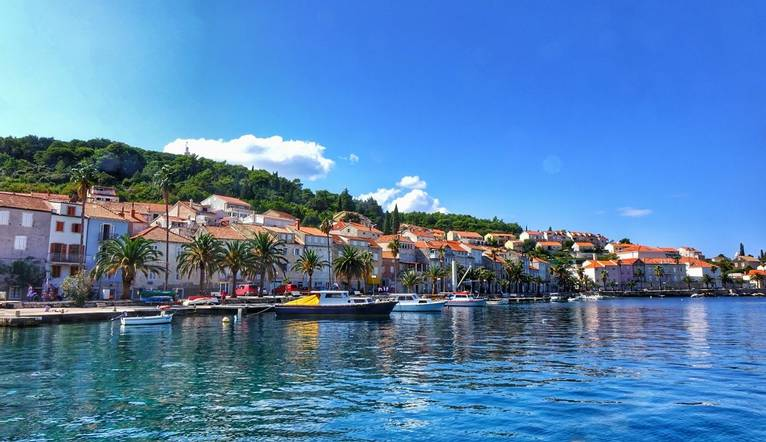 Photo Taken In Croatia, Korcula