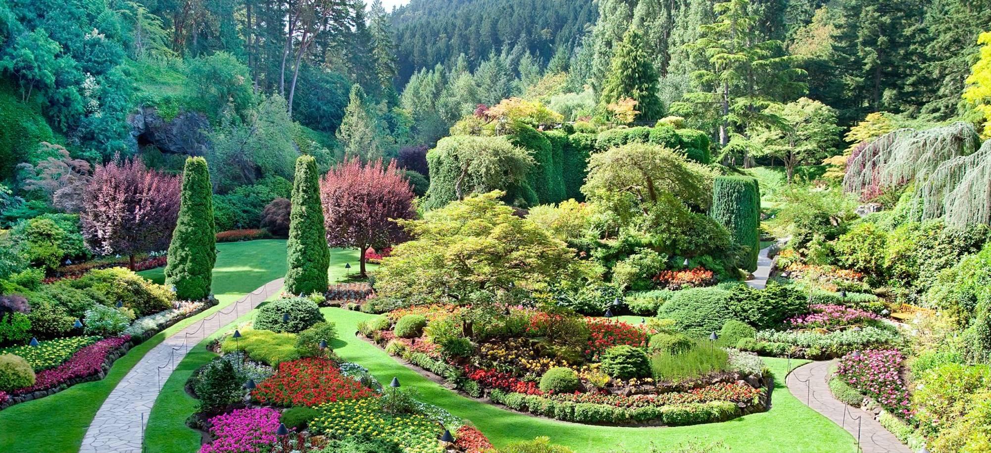 Victoria   Butchart Gardens   Itinerary Desktop