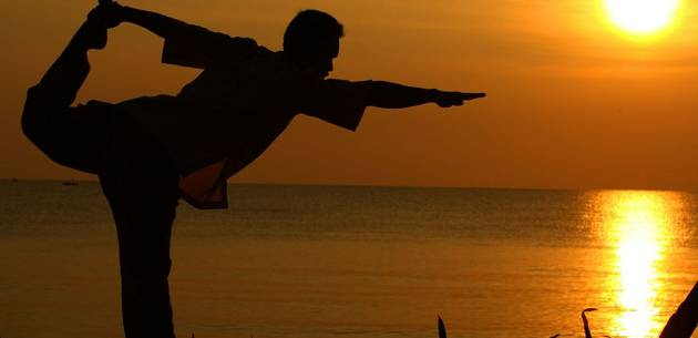Bespoke Yoga Journey at The BARAI Spa