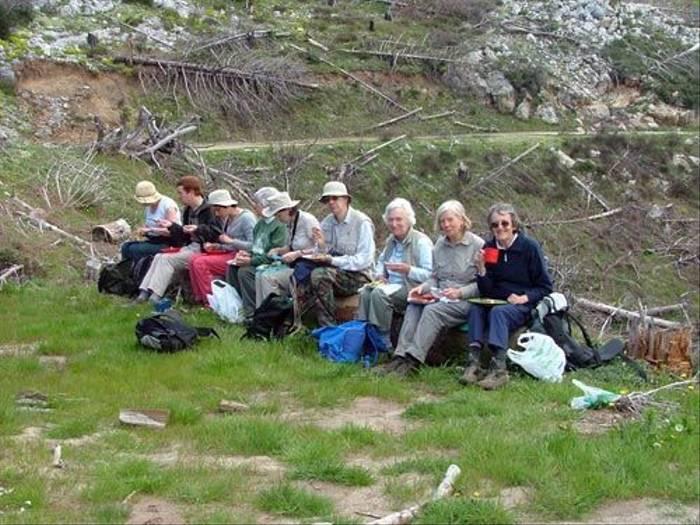 Naturetrek Group (Tony Albrehart)