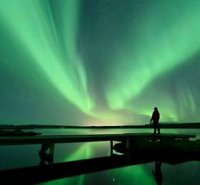 Free Day and Northern Lights Boat Tour