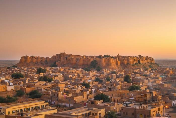 Jaisalmer Fort, India Shutterstock 171674846