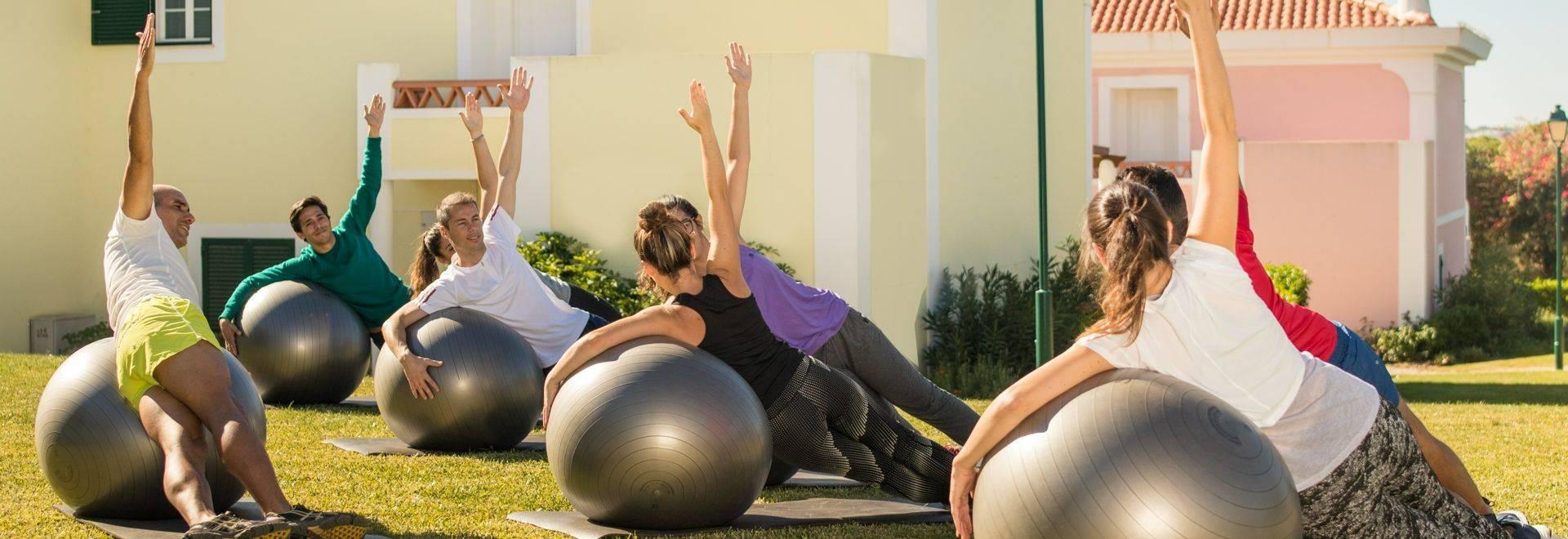 Longevity Cegonha Fitness Class