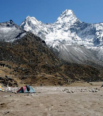 Ama Dablam Base Camp (4,576m)