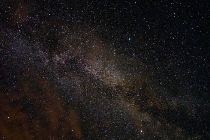 Sark night sky