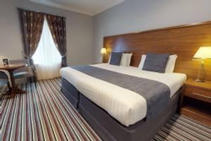 Superior Double Hotel Bedroom