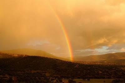 Rainbow by David Morris