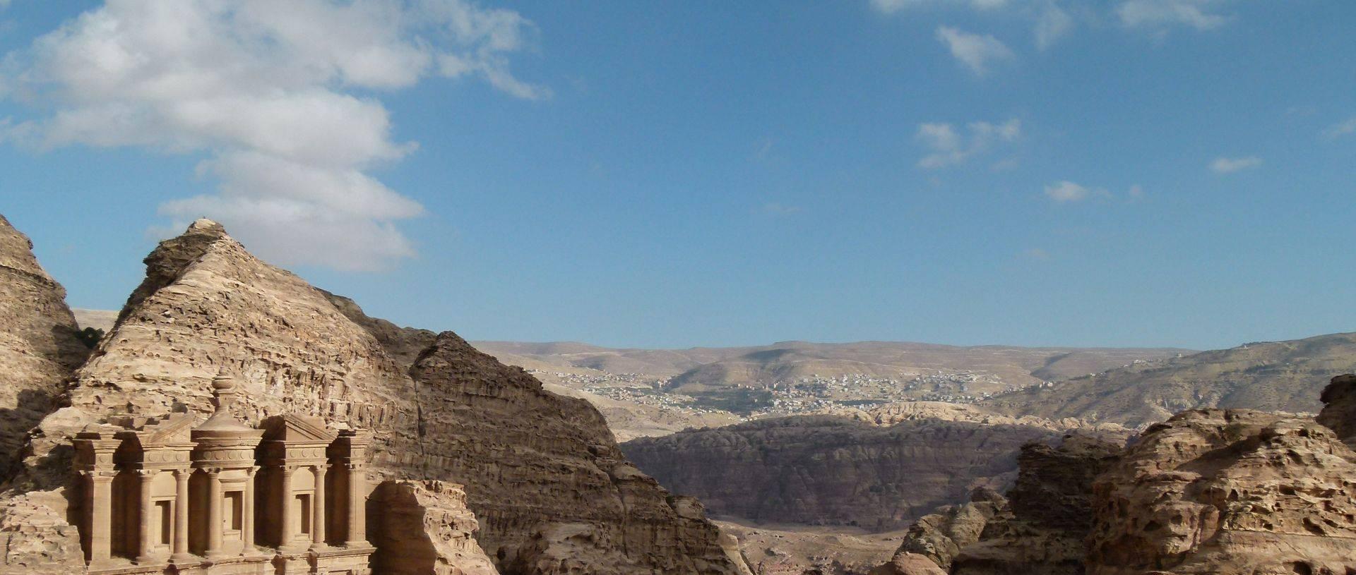 The views of Petra, Jordan.JPG