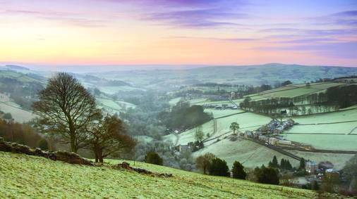 4-Night Western Yorkshire Dales Christmas & New Year Walking Holiday