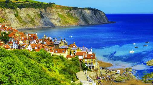 4-Night North York Moors Walking with Sightseeing Holiday