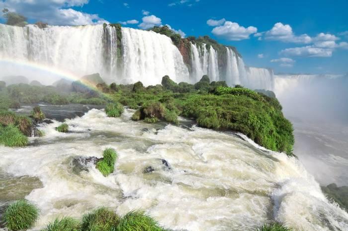 Iguazu Falls. Shutterstock 130571309