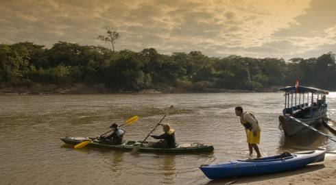 CUSCO to LIMA (12 days) Incas & Amazon Family Adventure
