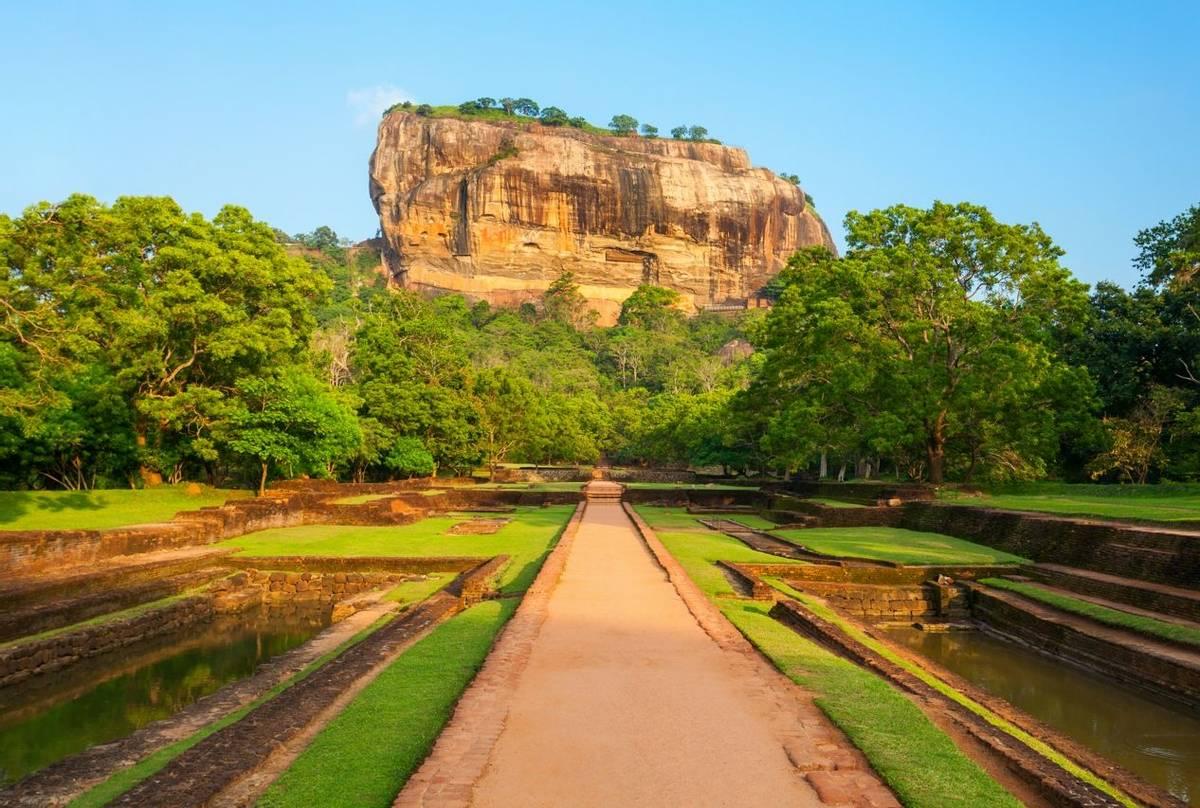 Sigiriya Rock, Sri Lanka Shutterstock 745961896