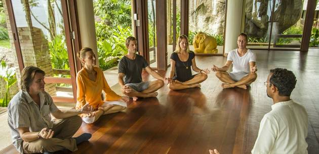 Basic Balance & Revitalise at Kamalaya