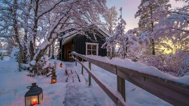 Muotka - a Christmas Week in Lapland