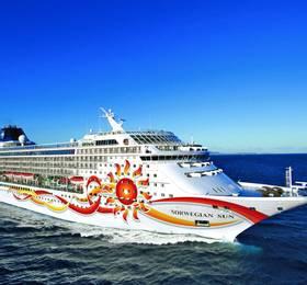 Yokohama - Embark Norwegian Sun