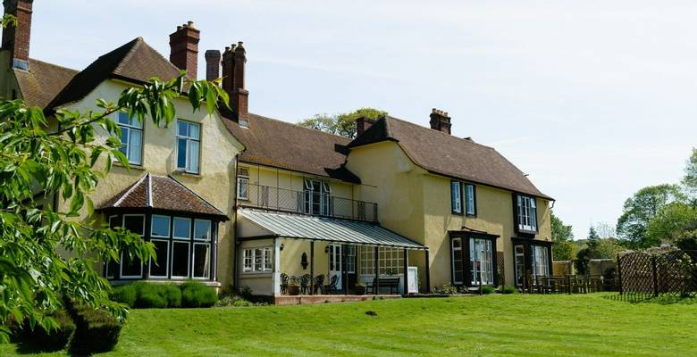 Holnicote House, Exmoor