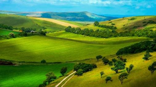 3-Night South Downs Spring & Winter Walking Holiday