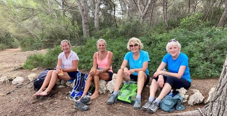 Menorca Guided Walking