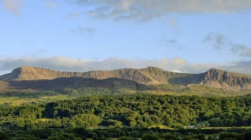 4-Night Southern Snowdonia Guided Walking Holiday