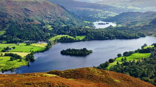 3-Night Southern Lake District Walking with Sightseeing Holiday